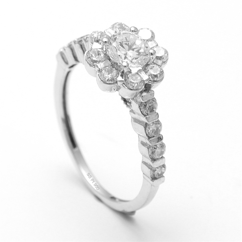 platinum wedding rings for women platinum engagement rings for women 6638