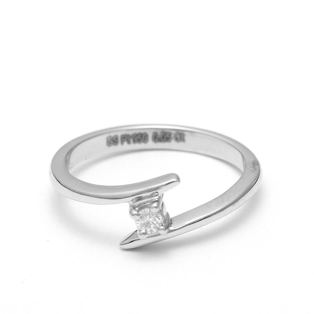 platinum ring sr 100
